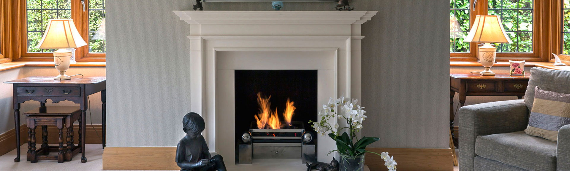 Home depot stone fireplace mental/surround design